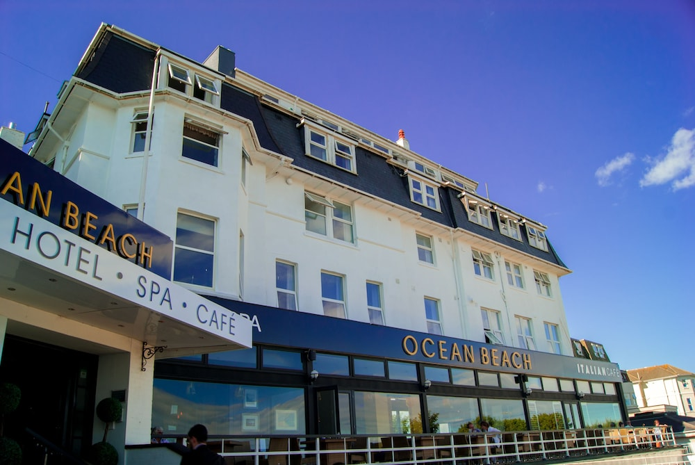 Ocean Beach Hotel And Spa Bournemouth Bournemouth