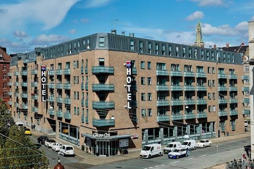 billiga hotell i köpenhamn nära centralstationen