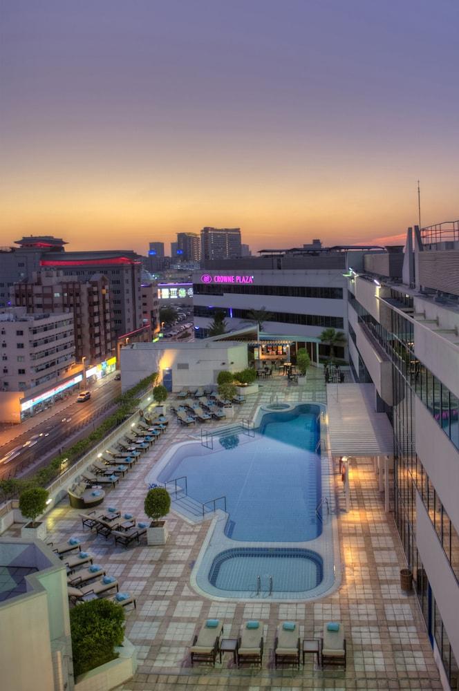 Crowne plaza dubai deira in dubai hotel rates reviews for Best hotel rates in dubai