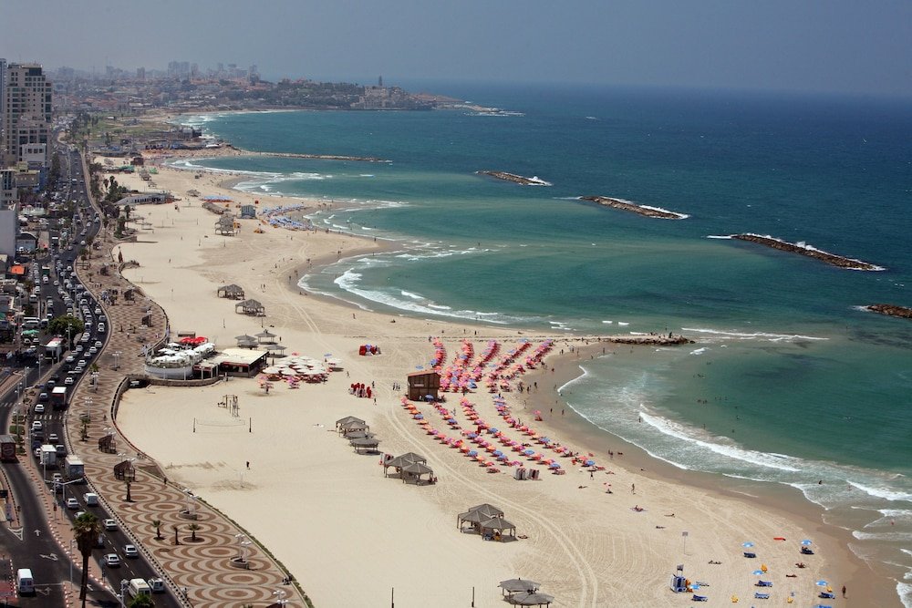 View from Property, Renaissance Tel Aviv
