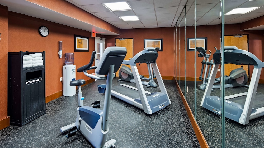 Fitness Facility, Best Western Plus Executive Suites