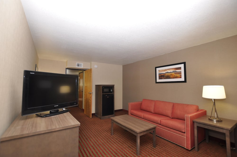 Room Amenity, Best Western Plus Executive Suites