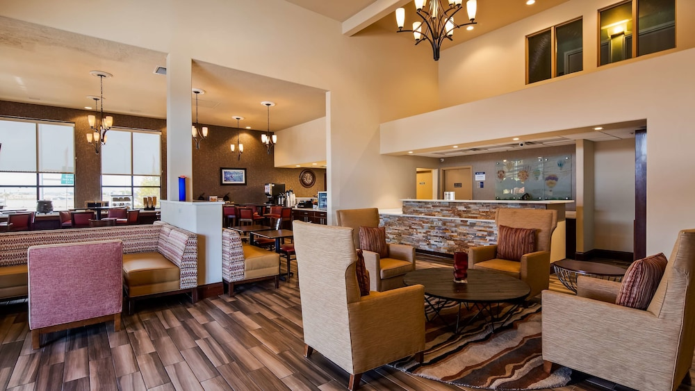 Lobby, Best Western Plus Executive Suites