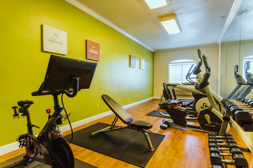 Fitness Facility, Holiday Inn Express & Suites Davis - University Area