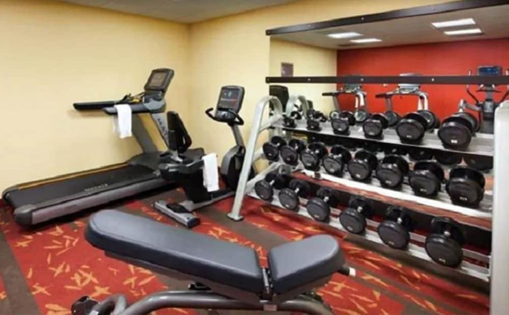 Gym, Courtyard by Marriott Old Pasadena