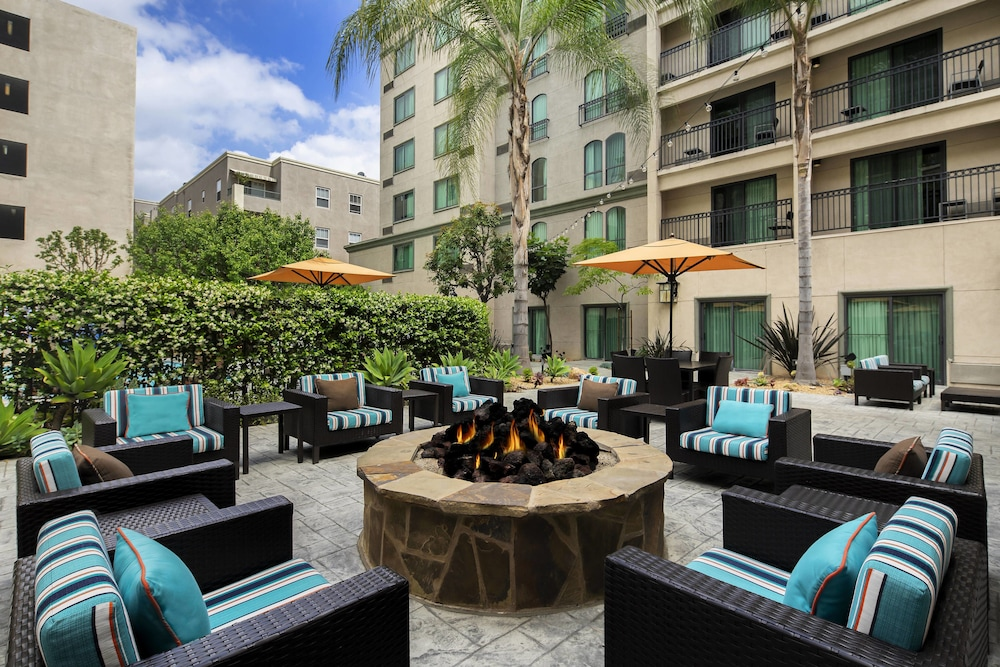 Terrace/Patio, Courtyard by Marriott Old Pasadena