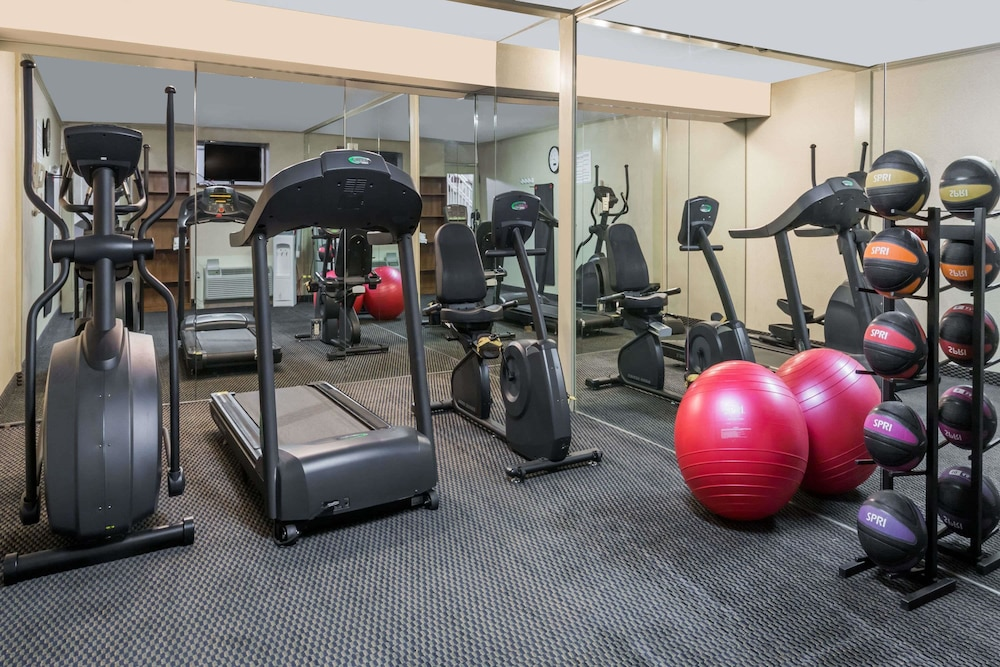 Fitness Facility, Days Inn by Wyndham Charlottesville/University Area