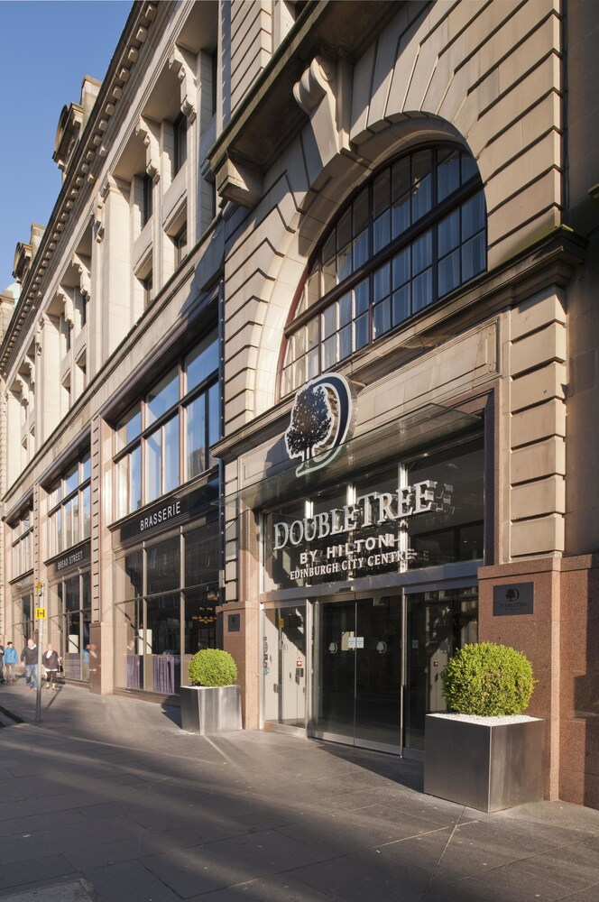 Doubletree By Hilton Edinburgh City Centre In Edinburgh Hotel Rates Reviews On Orbitz