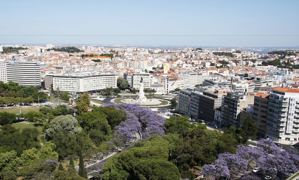 View from Property, Four Seasons Hotel Ritz Lisbon