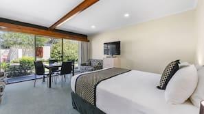 Minibar, free WiFi, bed sheets, wheelchair access