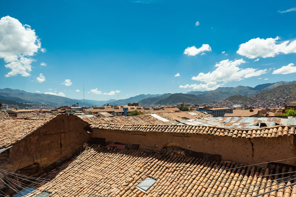 View from Room, Palacio del Inka, A Luxury Collection Hotel, Cusco