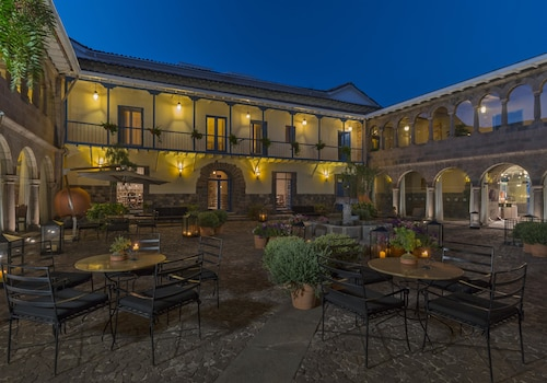 Palacio del Inka| A Luxury Collection Hotel| Cusco