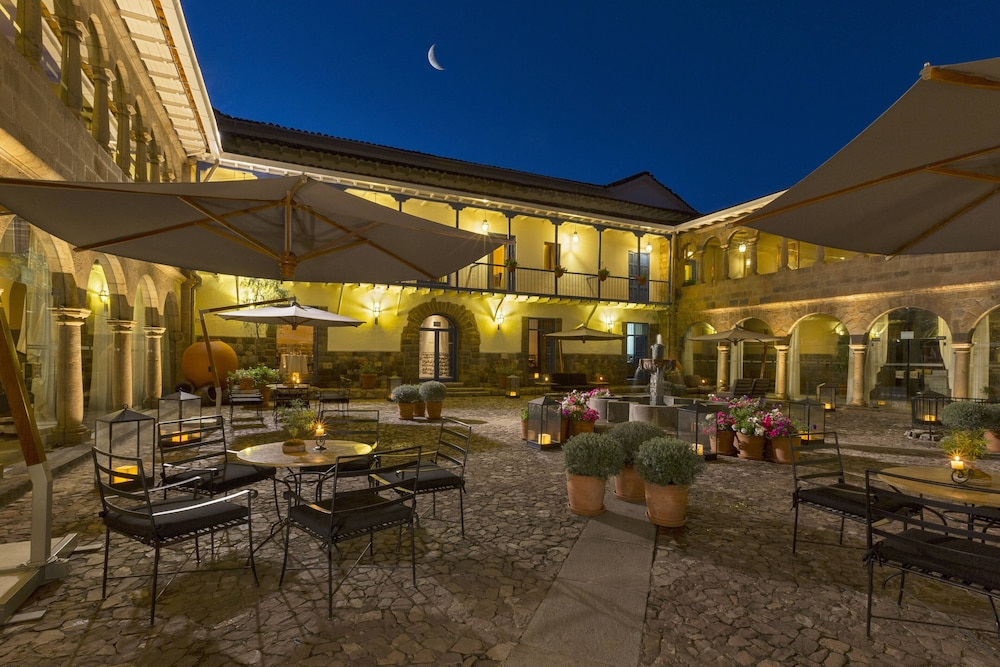 Food Court, Palacio del Inka, A Luxury Collection Hotel, Cusco
