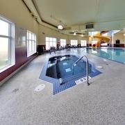 Indoor Spa Tub