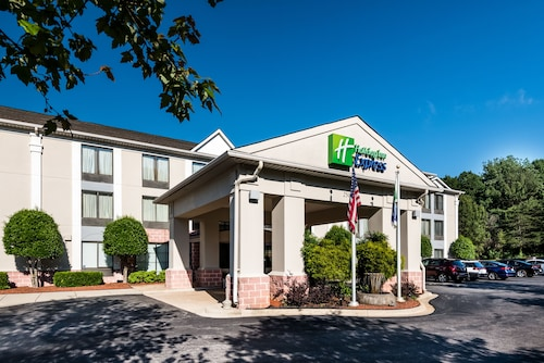 Holiday Inn Express Charlotte Belmont Airport