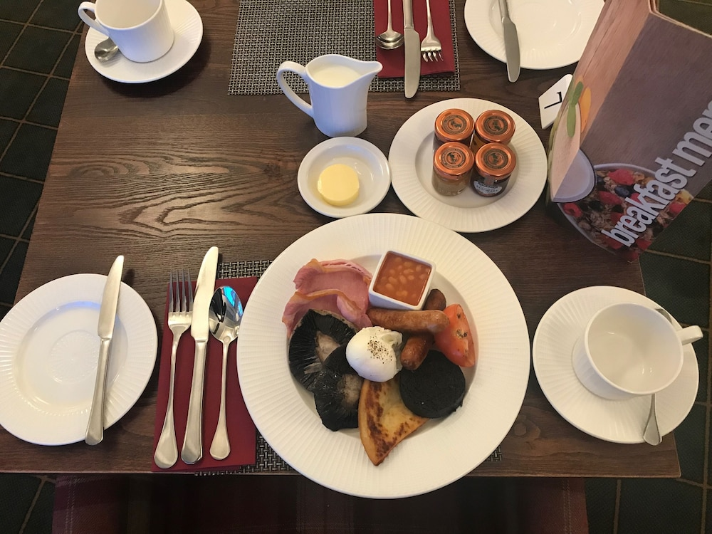 Breakfast Meal, Carnoustie Golf Hotel