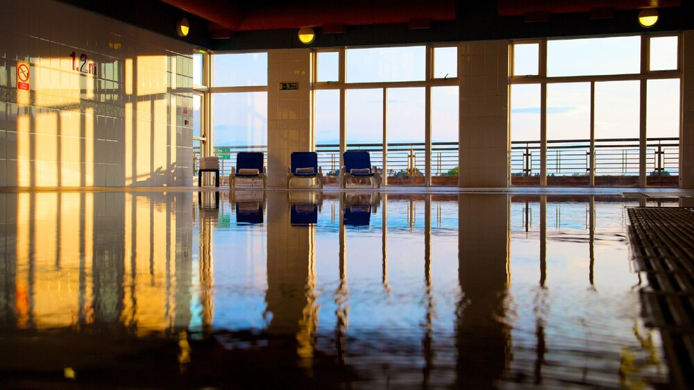 Indoor Pool, Carnoustie Golf Hotel