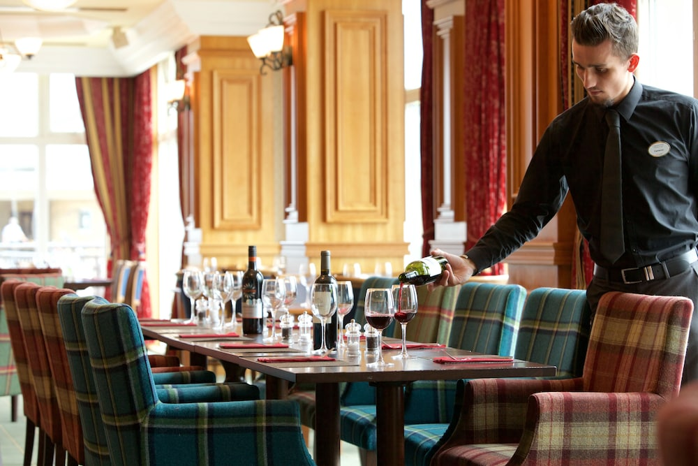 Restaurant, Carnoustie Golf Hotel