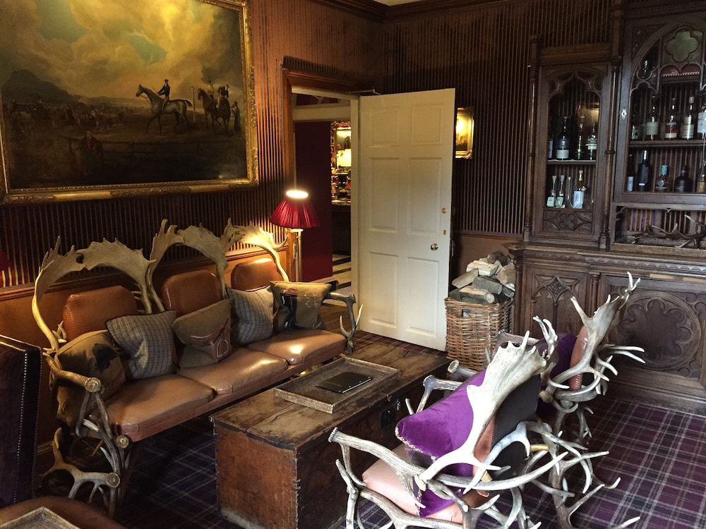 Executive Lounge, Prestonfield House