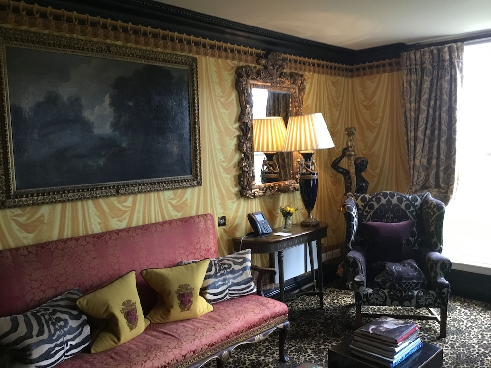 Living Area, Prestonfield House