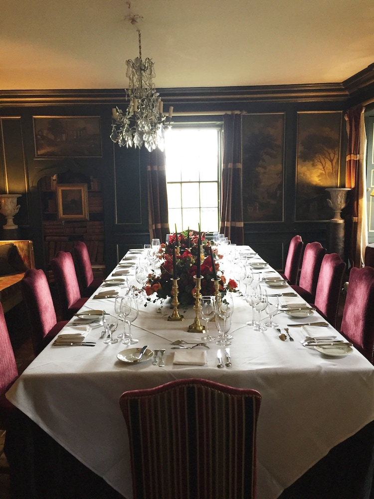 Dining, Prestonfield House
