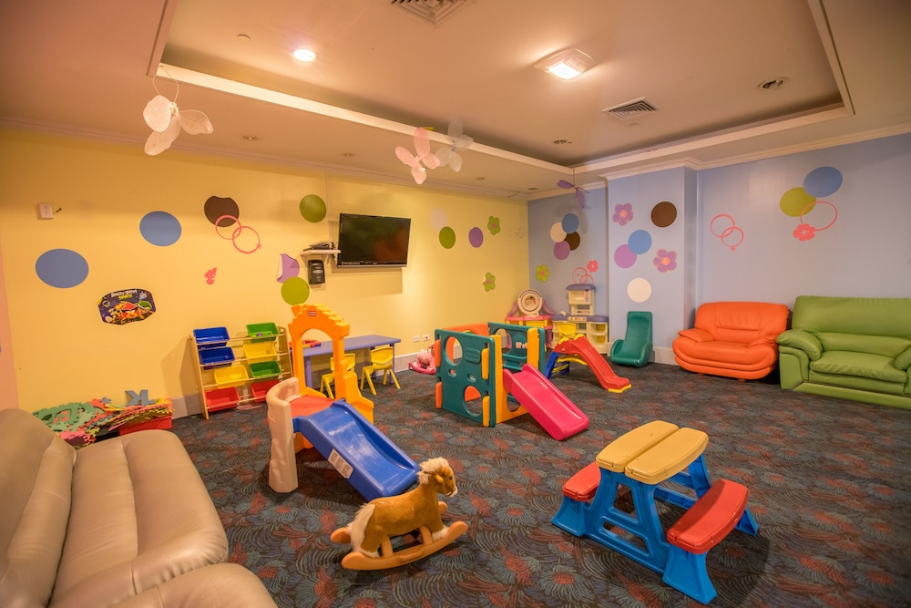 Children's Play Area - Indoor, Royal Orchid Guam Hotel