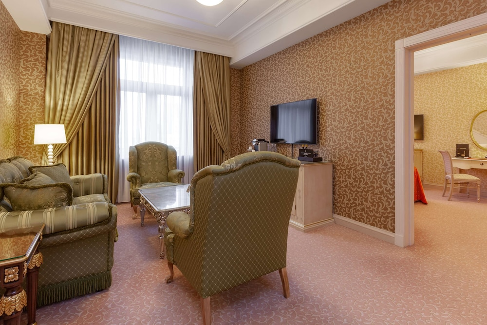 Room, Radisson Collection Hotel, Moscow