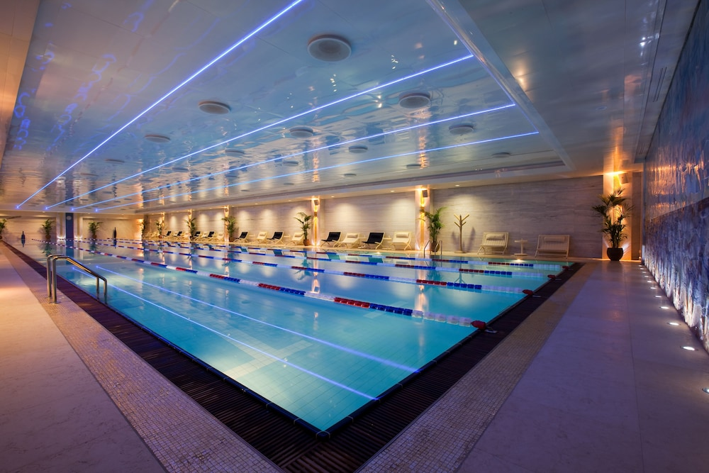 Pool, Radisson Collection Hotel, Moscow
