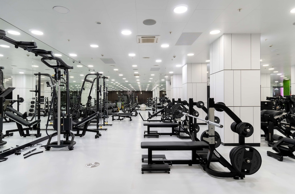 Fitness Facility, Radisson Collection Hotel, Moscow