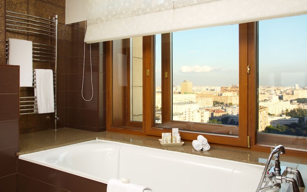 Bathroom, Radisson Collection Hotel, Moscow