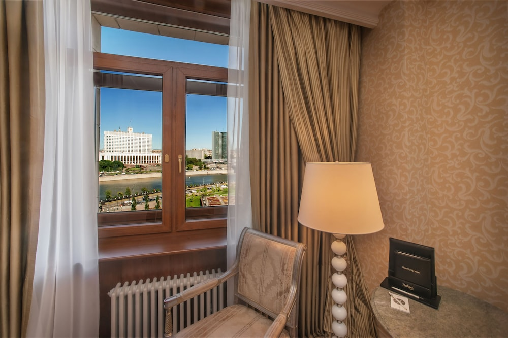 City View, Radisson Collection Hotel, Moscow