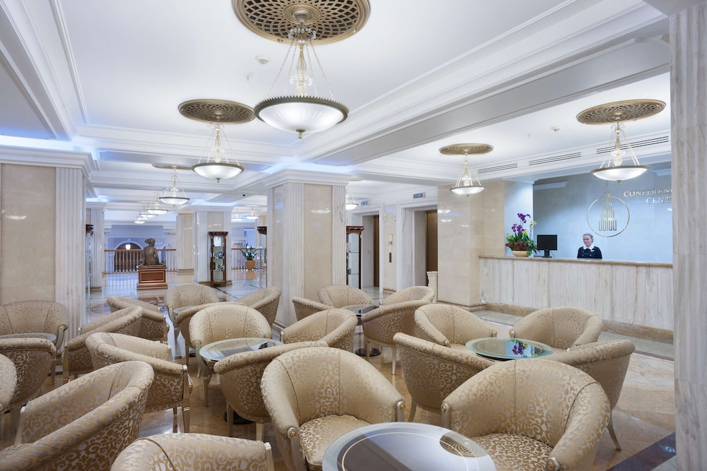 Business Center, Radisson Collection Hotel, Moscow