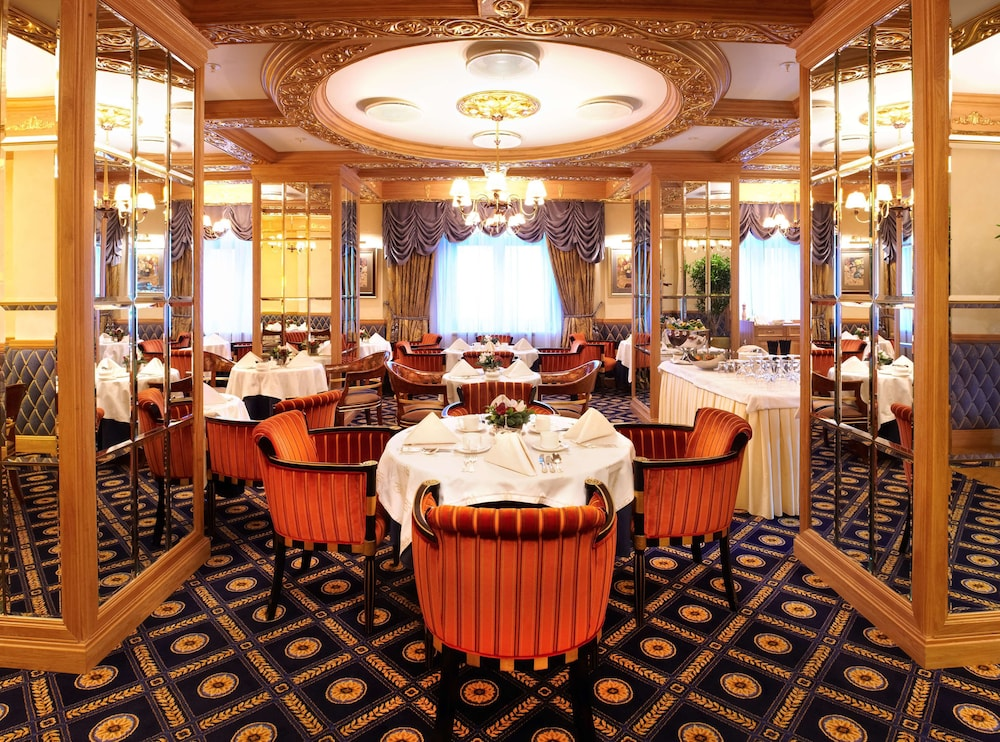 Restaurant, Radisson Collection Hotel, Moscow