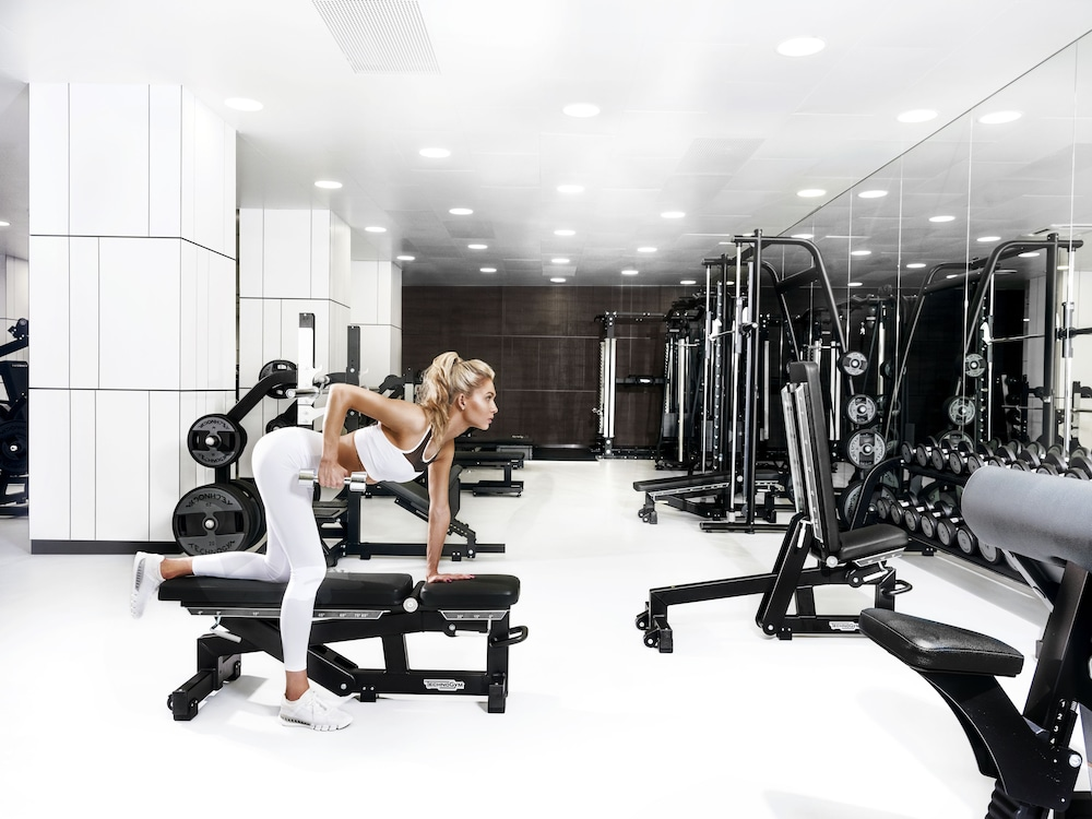 Gym, Radisson Collection Hotel, Moscow