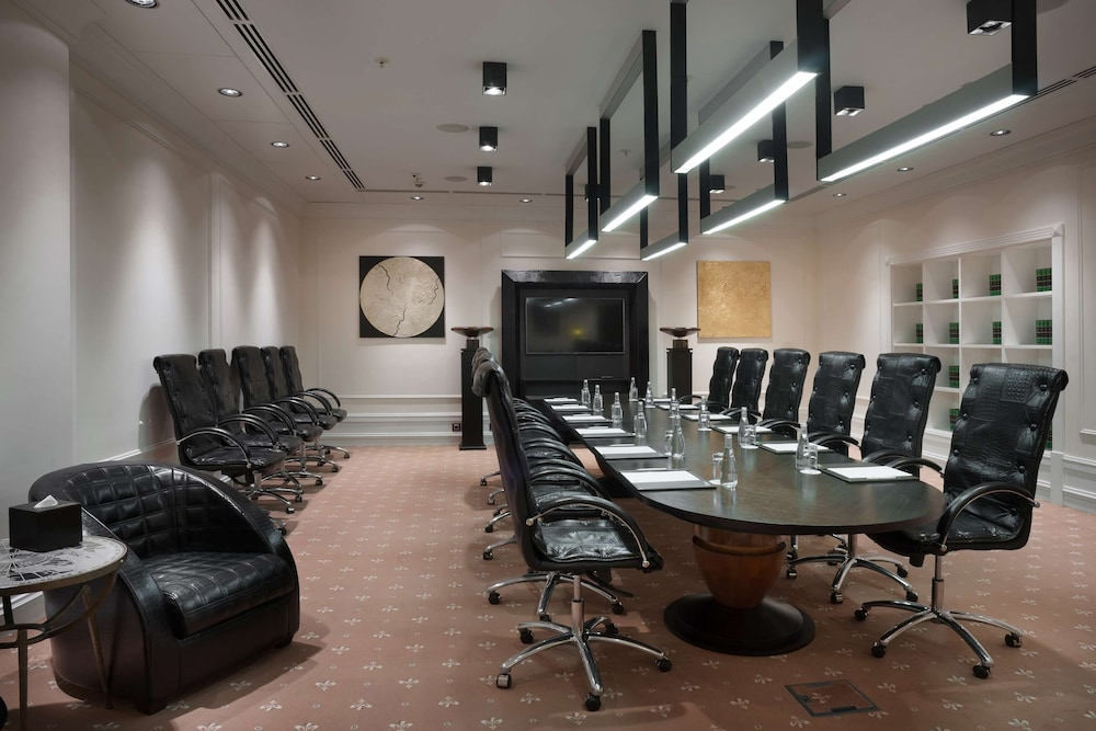 Meeting Facility, Radisson Collection Hotel, Moscow
