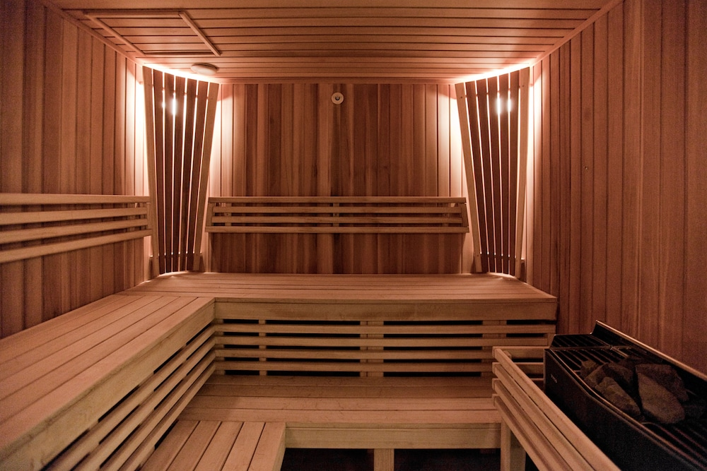 Sauna, Radisson Collection Hotel, Moscow