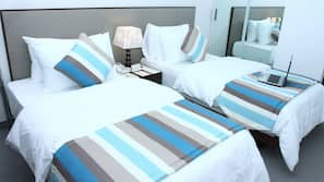 Egyptian cotton sheets, hypo-allergenic bedding, memory foam beds