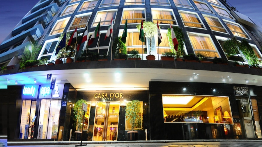 Casa D Or Hotel