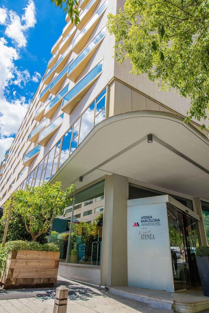 Appart Hotel Atenea Barcelone