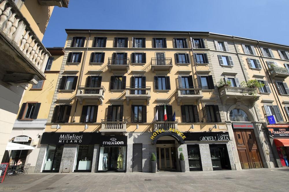 Hotel fenice milano porta venezia empfehlungen fotos for Hotel fenice milano