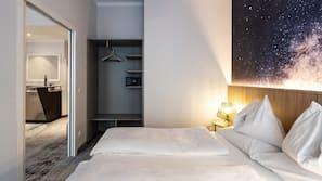 1 camera, biancheria da letto ipoallergenica, minibar