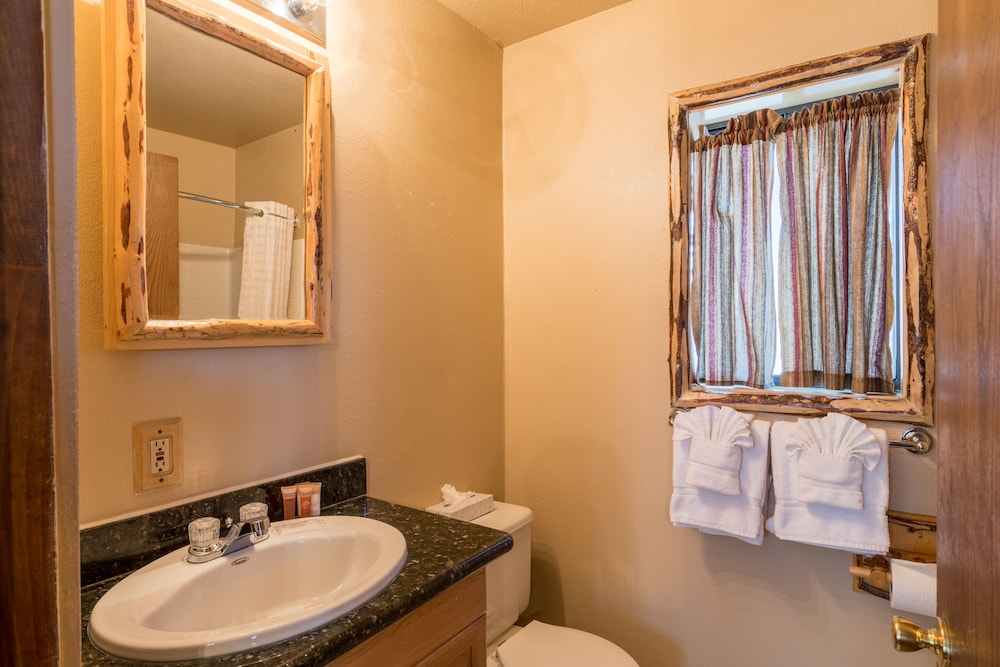 Bathroom, Big Bear Frontier