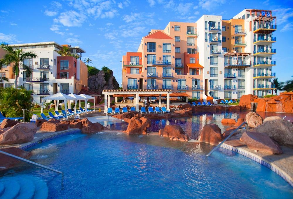 El Cid Marina Beach Hotel In Mazatlan