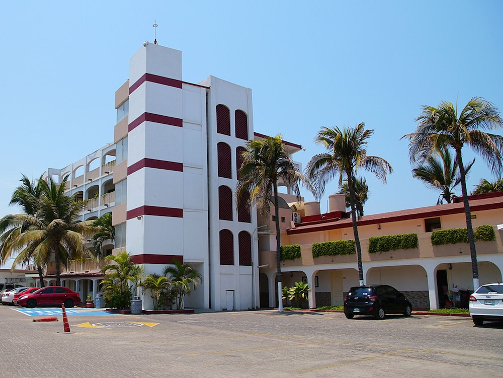 Front of Property, Hotel Marbella