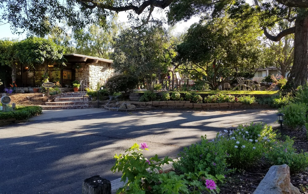 Front of Property, Carmel Valley Lodge and Resort