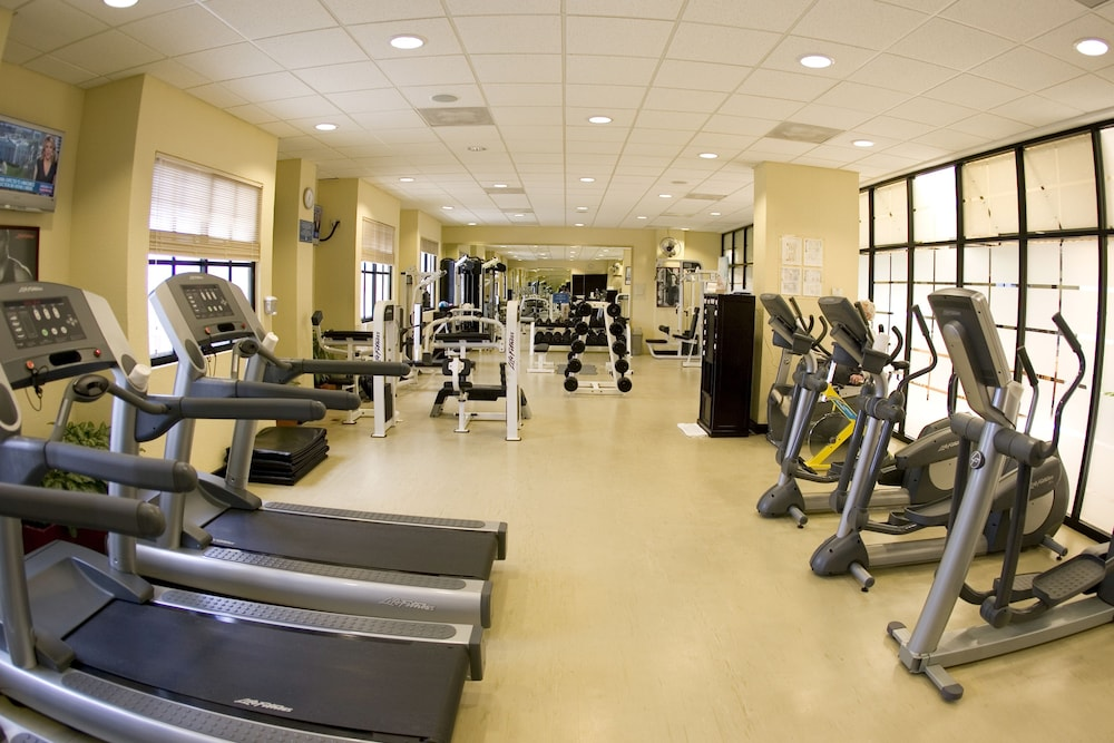 Gym, The Royal Caribbean - An All Suites Resort