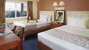 熨斗/熨衫板、免費 Wi-Fi、床單、鬧鐘