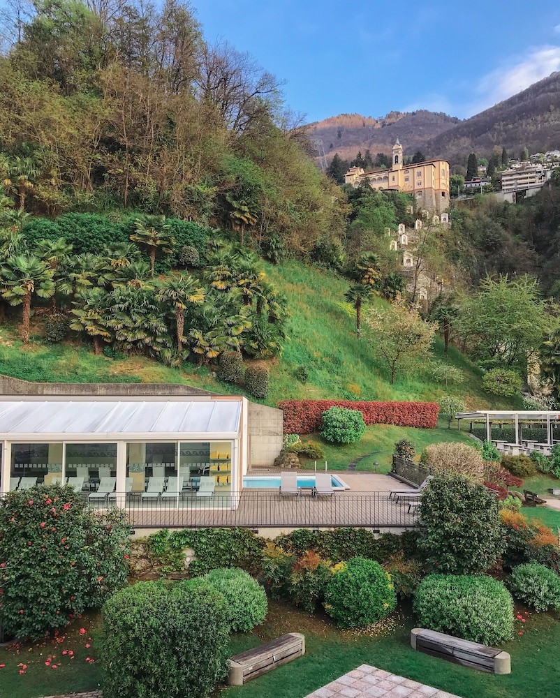 Point of Interest, Hotel Belvedere Locarno
