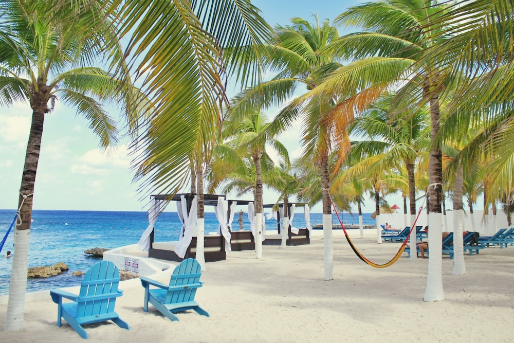 Beach, Cozumel Hotel & Resort, Trademark Collection by Wyndham