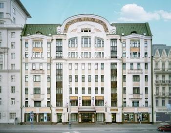 34 1st Tverskaya Yamskaya, Moscow, Russia.